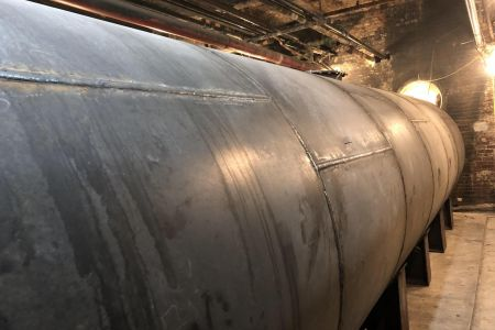pressure testing 7500 cap tank.jpg